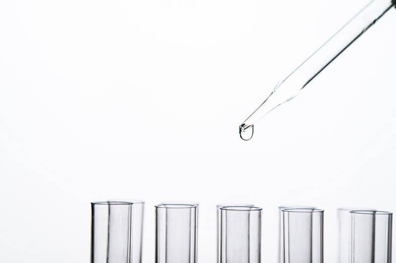 Vízkeménység mérés házilag