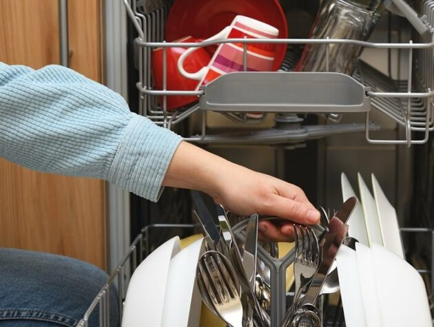 mosogatógép működése