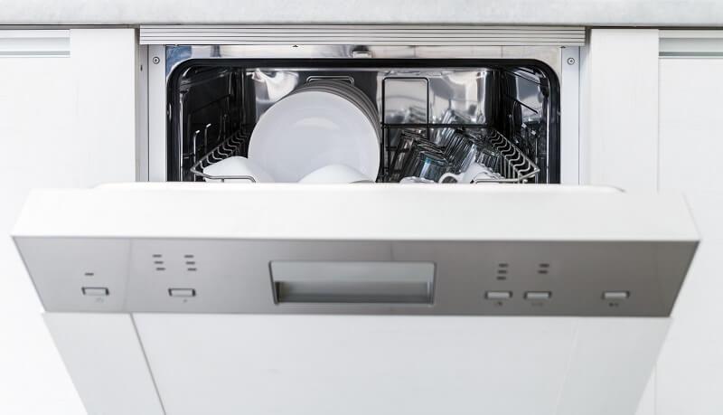 mosogatógép használata
